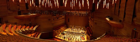 Melbourne Arts Centre - Hamer Hall