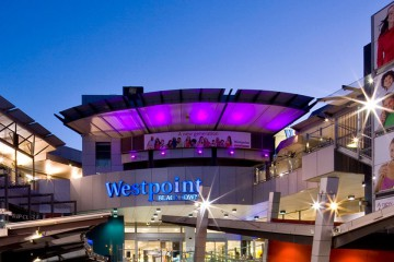 Westpoint blacktown shopping centre